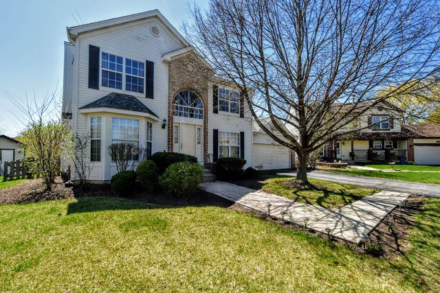 4010 Springlake Court, Lake In The Hills, IL 60156 (MLS #10578753) :: The Wexler Group at Keller Williams Preferred Realty