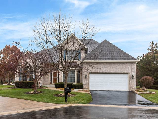 4008 Royal And Ancient Drive, St. Charles, IL 60174 (MLS #10578763) :: The Perotti Group | Compass Real Estate