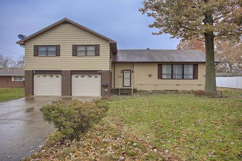 1005 S Irving Street, MONTICELLO, IL 61856 (MLS #10578821) :: Littlefield Group