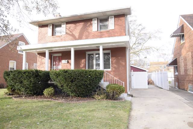 204 E 141st Street, Dolton, IL 60419 (MLS #10578825) :: Berkshire Hathaway HomeServices Snyder Real Estate