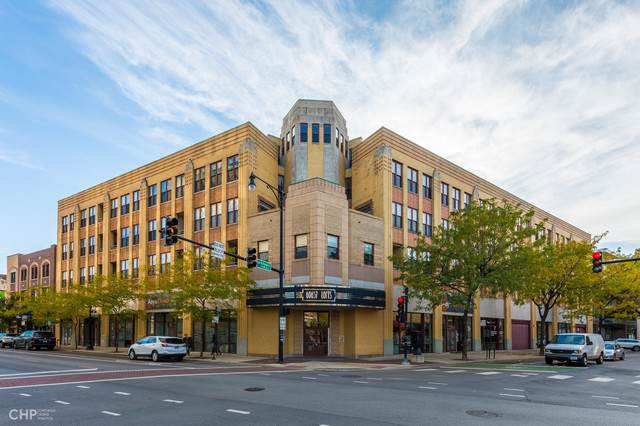 1645 W School Street #415, Chicago, IL 60657 (MLS #10578834) :: Property Consultants Realty