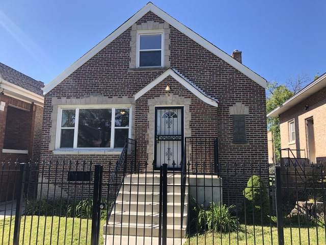 5808 S Maplewood Avenue, Chicago, IL 60629 (MLS #10578987) :: The Dena Furlow Team - Keller Williams Realty
