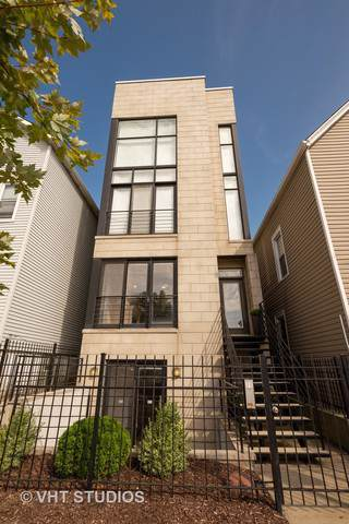 2843 N Ashland Avenue #1, Chicago, IL 60657 (MLS #10579018) :: Property Consultants Realty