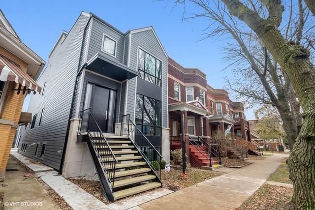 3623 N Leavitt Street, Chicago, IL 60618 (MLS #10579140) :: Touchstone Group