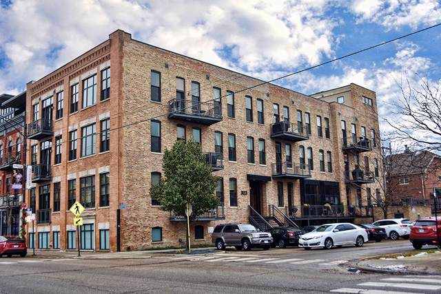 3133 N Lakewood Avenue 3H, Chicago, IL 60657 (MLS #10579241) :: Property Consultants Realty