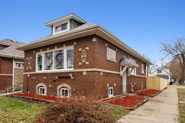 5900 W Warwick Avenue, Chicago, IL 60634 (MLS #10579248) :: The Dena Furlow Team - Keller Williams Realty