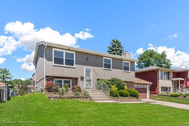 7742 165th Place, Tinley Park, IL 60477 (MLS #10579250) :: The Wexler Group at Keller Williams Preferred Realty