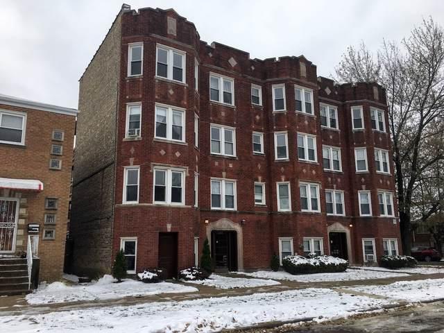 4855 W Roscoe Street #1, Chicago, IL 60641 (MLS #10579257) :: The Dena Furlow Team - Keller Williams Realty