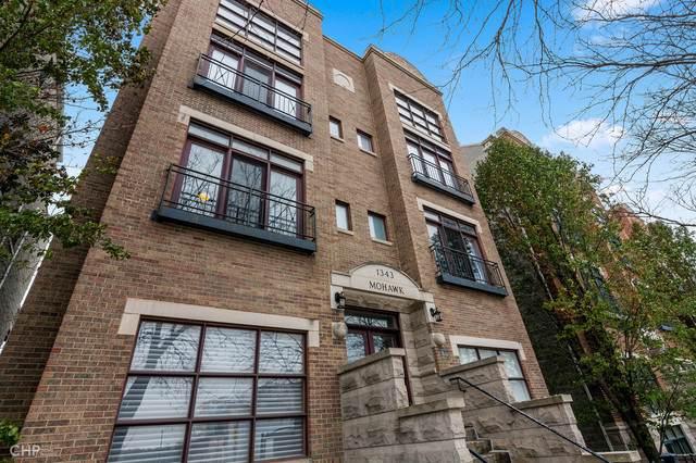 1343 N Mohawk Street 2N, Chicago, IL 60610 (MLS #10579269) :: John Lyons Real Estate