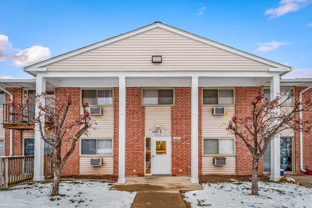 685 E Fullerton Avenue #110, Glendale Heights, IL 60139 (MLS #10579270) :: Property Consultants Realty