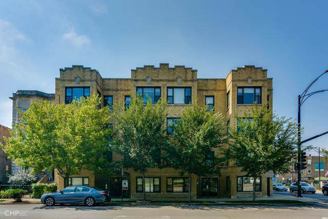 1152 N Kedzie Avenue #402, Chicago, IL 60651 (MLS #10579388) :: Berkshire Hathaway HomeServices Snyder Real Estate