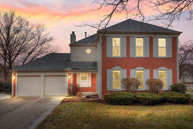 4390 Lombardy Lane, Hoffman Estates, IL 60192 (MLS #10579390) :: Berkshire Hathaway HomeServices Snyder Real Estate