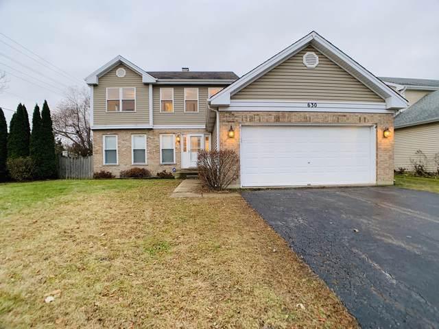 630 Swinford Road, Bartlett, IL 60103 (MLS #10579458) :: Angela Walker Homes Real Estate Group