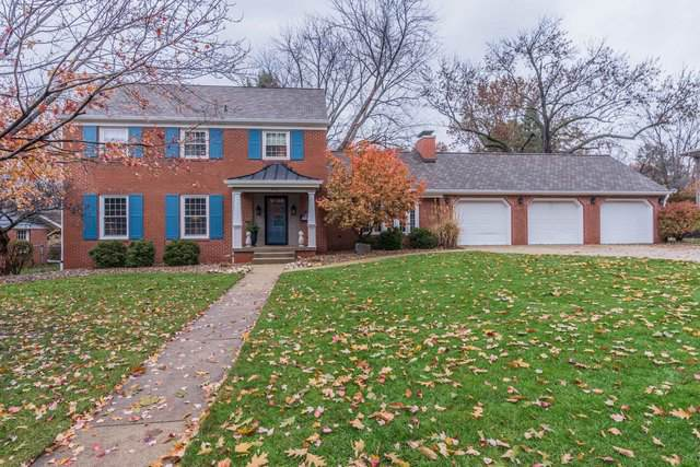 206 Fleetwood Drive, Bloomington, IL 61701 (MLS #10579517) :: The Wexler Group at Keller Williams Preferred Realty