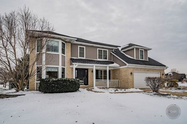 4631 Chokeberry Drive, Naperville, IL 60564 (MLS #10579616) :: The Wexler Group at Keller Williams Preferred Realty