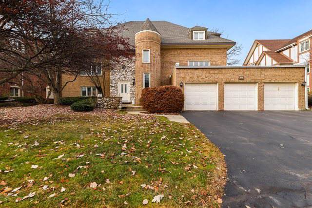 670 Ballantrae Drive B, Northbrook, IL 60062 (MLS #10579622) :: Property Consultants Realty