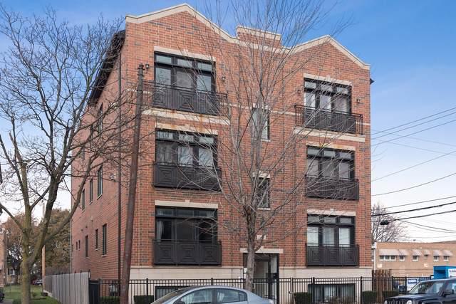 5618 W Lawrence Avenue 2W, Chicago, IL 60630 (MLS #10579760) :: The Dena Furlow Team - Keller Williams Realty