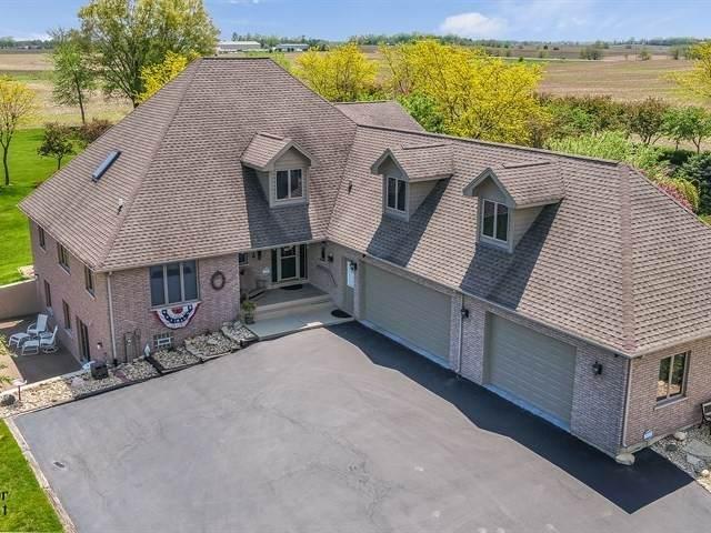 10955 W Barr Road, Peotone, IL 60468 (MLS #10579852) :: Helen Oliveri Real Estate