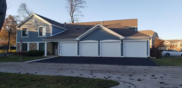 384 Thornhill Court D1, Schaumburg, IL 60193 (MLS #10579978) :: The Wexler Group at Keller Williams Preferred Realty