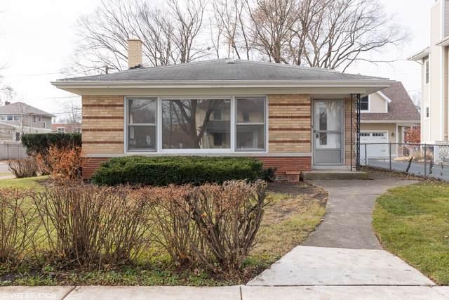 302 N Kensington Avenue, La Grange Park, IL 60526 (MLS #10580008) :: The Wexler Group at Keller Williams Preferred Realty