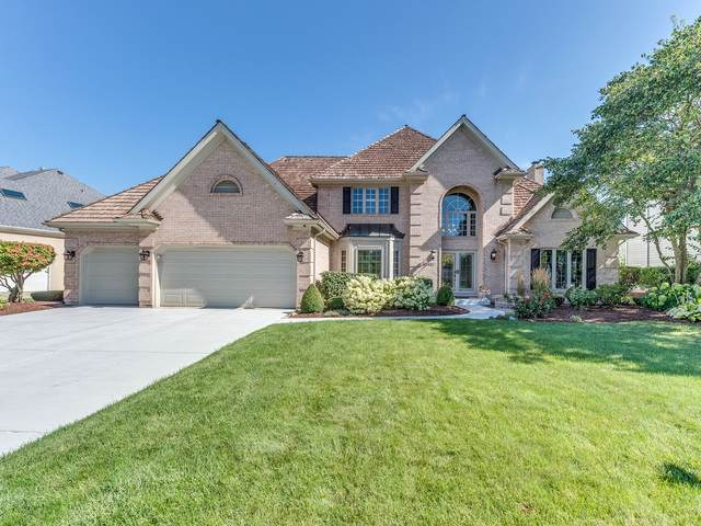 3443 White Eagle Drive, Naperville, IL 60564 (MLS #10580088) :: The Wexler Group at Keller Williams Preferred Realty