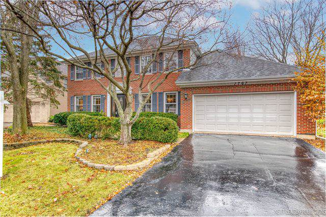 1767 Brandeis Court, Naperville, IL 60565 (MLS #10580126) :: The Wexler Group at Keller Williams Preferred Realty