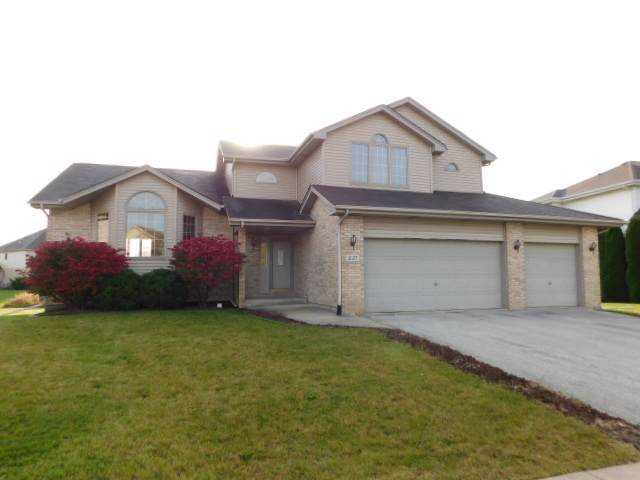 21217 Sophia Drive, Matteson, IL 60443 (MLS #10580243) :: The Wexler Group at Keller Williams Preferred Realty