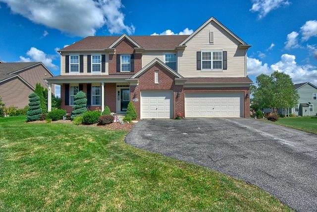 703 Jorstad Drive, North Aurora, IL 60542 (MLS #10580270) :: Helen Oliveri Real Estate