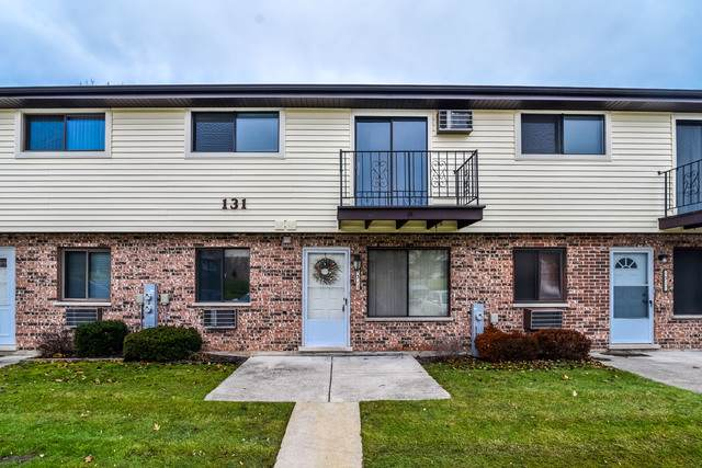 131 Willows Edge Court B, Willow Springs, IL 60480 (MLS #10580349) :: Property Consultants Realty