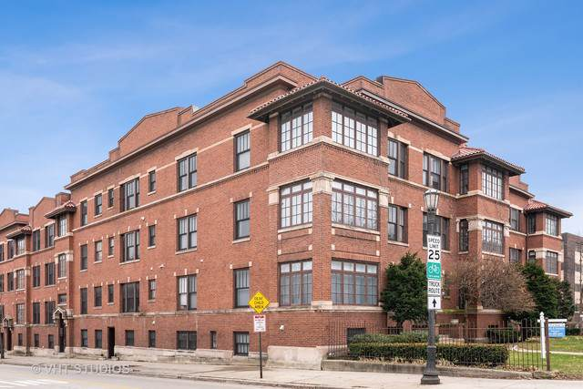 1014 Main Street #2, Evanston, IL 60202 (MLS #10580465) :: Property Consultants Realty