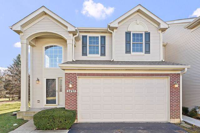 2497 Stonegate Road, Algonquin, IL 60102 (MLS #10580477) :: Ryan Dallas Real Estate