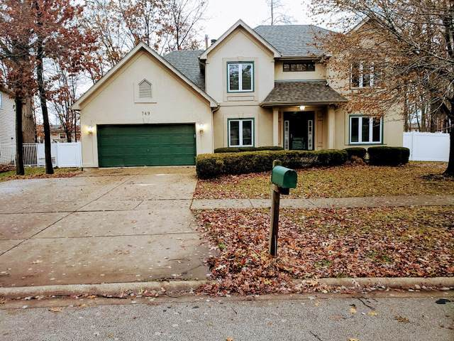 749 Feather Sound Drive, Bolingbrook, IL 60440 (MLS #10580518) :: Angela Walker Homes Real Estate Group