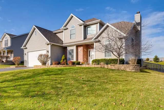 734 Westlake Drive, Elburn, IL 60119 (MLS #10580648) :: Ani Real Estate