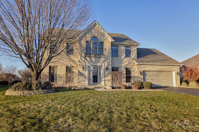 24968 W Nicklaus Way, Antioch, IL 60002 (MLS #10580697) :: Century 21 Affiliated