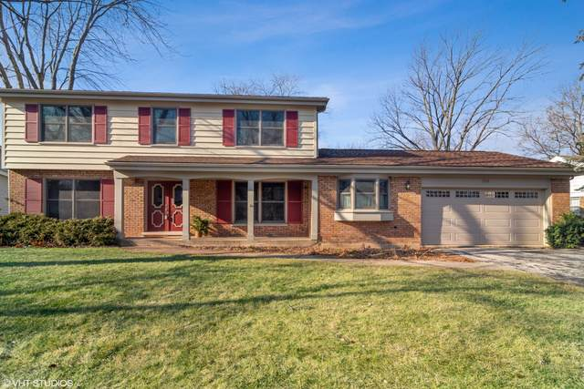 1114 Cayuga Drive, Northbrook, IL 60062 (MLS #10580711) :: Property Consultants Realty