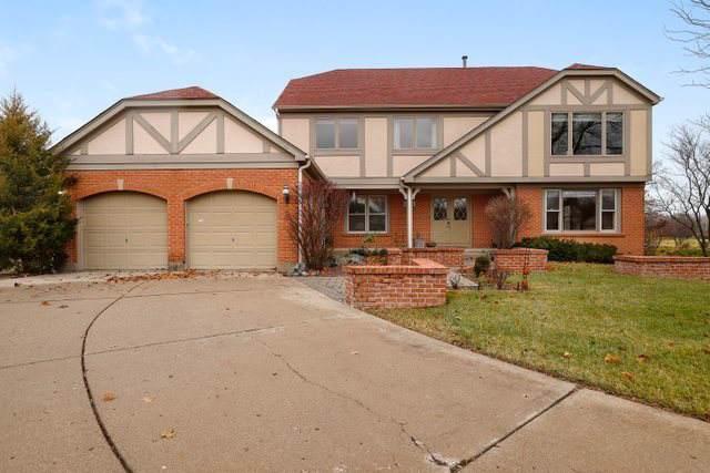 2906 Scottish Pine Court, Buffalo Grove, IL 60089 (MLS #10580863) :: Baz Realty Network   Keller Williams Elite