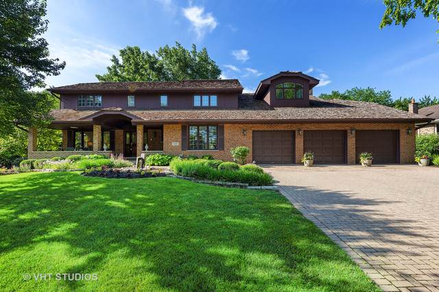 431 Creekside Court, Willowbrook, IL 60527 (MLS #10580877) :: Touchstone Group