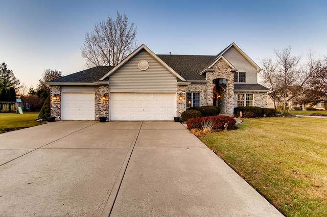 1221 Hunter Drive, Shorewood, IL 60404 (MLS #10580908) :: The Wexler Group at Keller Williams Preferred Realty