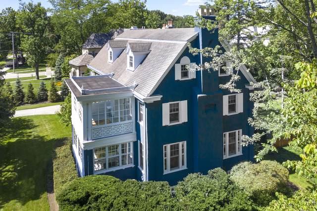 160 Sheridan Road, Glencoe, IL 60022 (MLS #10580959) :: Angela Walker Homes Real Estate Group