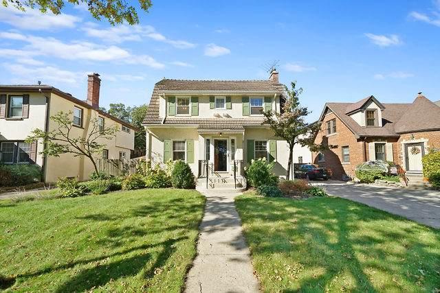 812 N Catherine Avenue, La Grange Park, IL 60526 (MLS #10581133) :: Janet Jurich