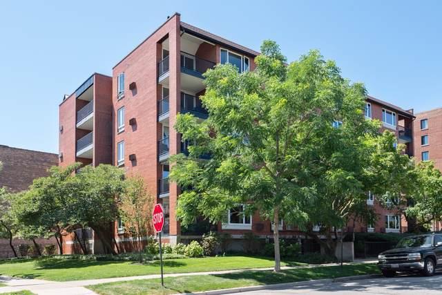 400 Main Street 4A, Evanston, IL 60202 (MLS #10581232) :: Century 21 Affiliated