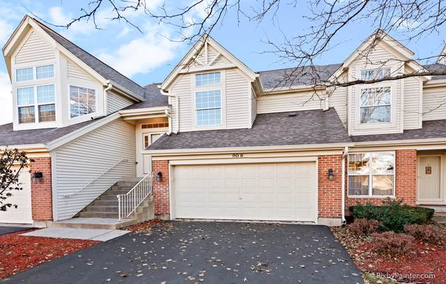 90 Ione Drive B, South Elgin, IL 60177 (MLS #10581275) :: Angela Walker Homes Real Estate Group