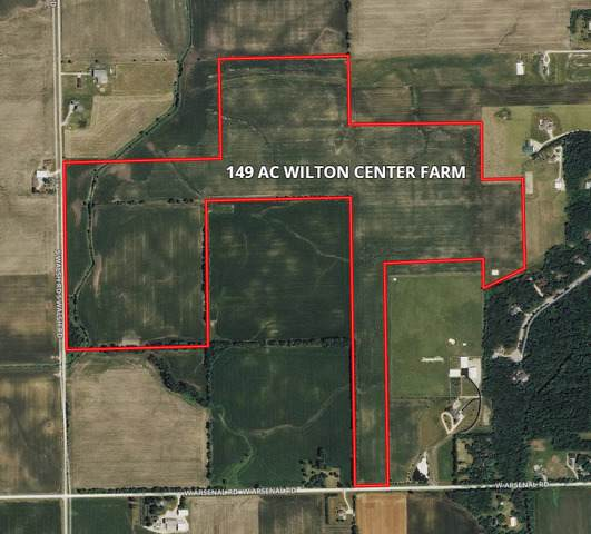 8835 W Arsenal Road, Manhattan, IL 60442 (MLS #10581495) :: Property Consultants Realty