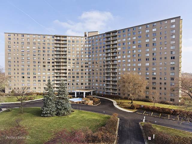 7061 N Kedzie Avenue #701, Chicago, IL 60645 (MLS #10581576) :: Property Consultants Realty