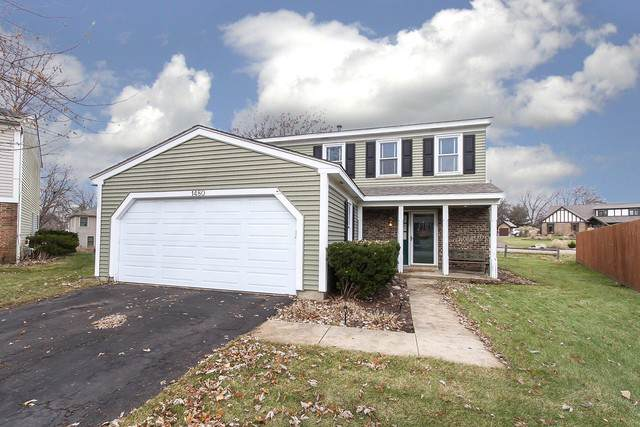 1480 Exeter Court, Hoffman Estates, IL 60010 (MLS #10581586) :: The Wexler Group at Keller Williams Preferred Realty