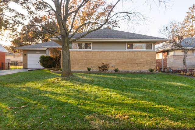 1248 Oakmont Avenue, Flossmoor, IL 60422 (MLS #10581604) :: The Wexler Group at Keller Williams Preferred Realty