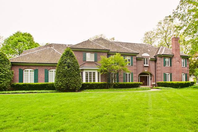 610 S Ridge Road, Lake Forest, IL 60045 (MLS #10581693) :: Baz Realty Network | Keller Williams Elite