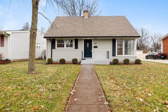 119 S Elm Street, Palatine, IL 60067 (MLS #10581748) :: Helen Oliveri Real Estate