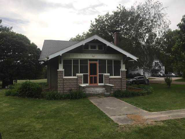 301 S Jefferson Street, ARMINGTON, IL 61721 (MLS #10581756) :: Janet Jurich