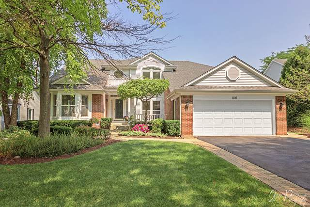 1116 Saint Clair Lane, Vernon Hills, IL 60061 (MLS #10581809) :: Helen Oliveri Real Estate